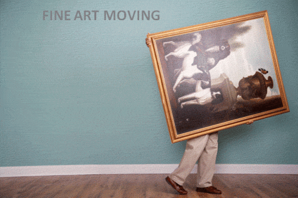 AJ Movers Are Fine Art Movers