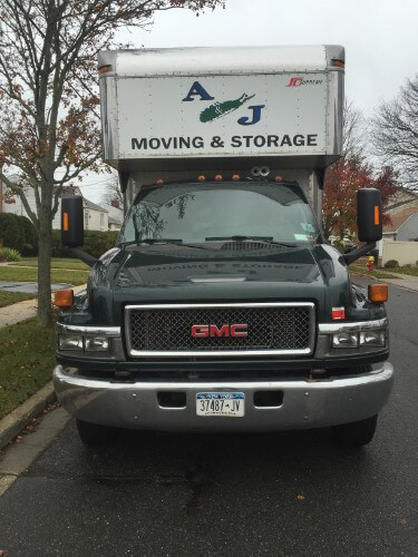 Moving Truck for Mineola Movers AJ Moving