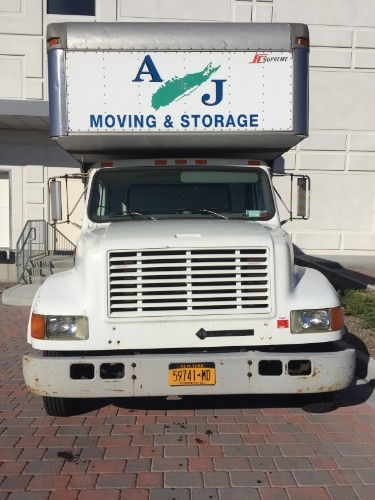 AJ Movers Provides Storage Services Long Island